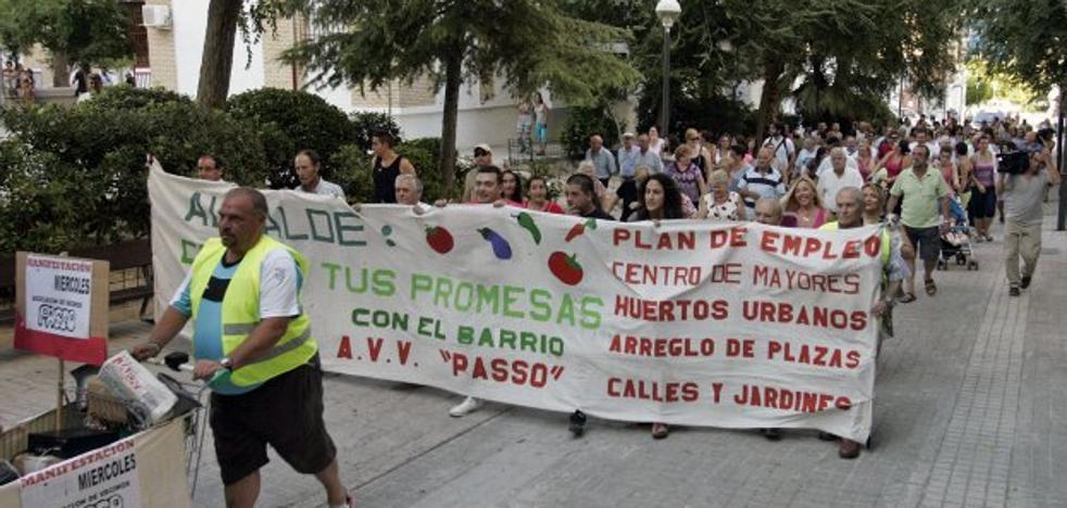 El Polígono del Valle prepara las fiestas y su posterior manifestación reivindicativa