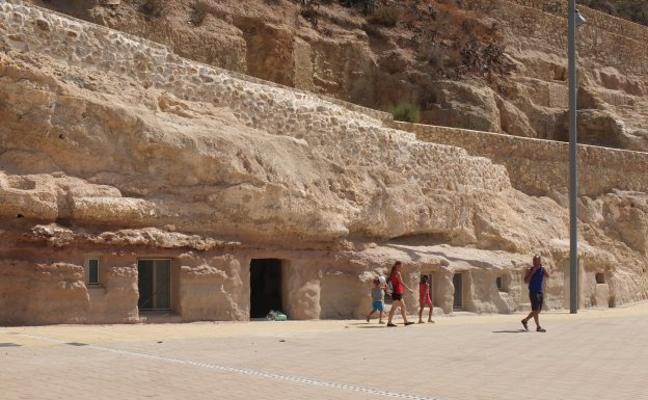El yacimiento del Mesón Gitano estará listo para recibir visitas turísticas a finales de año