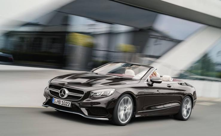 Mercedes Clase S Coupé y Cabrio, del lujo a la potencia del AMG