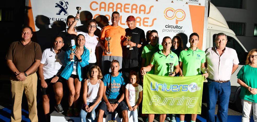 El Circuito Provincial de Carreras Populares encara su recta final en Tíjola con 253 participantes