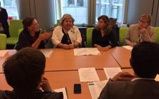 La Mesa por el Ferrocarril pide en Bruselas que Granada deje de estar aislada