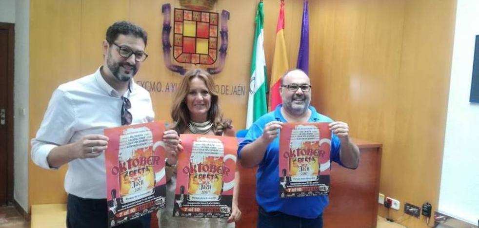 La fiesta de la cerveza 'Oktoberfest' regresa a Jaén desde este jueves