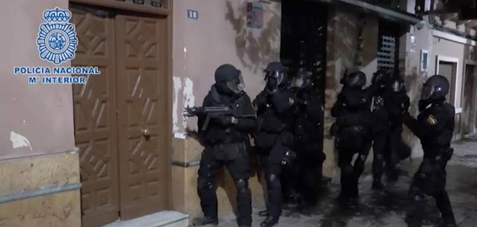 Cae una célula terrorista yihadista tras la detención de seis personas en Melilla y Marruecos