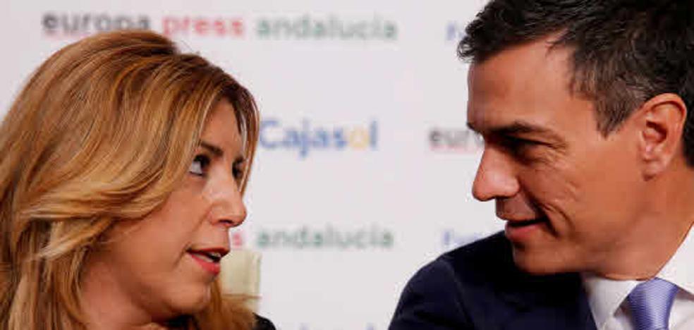 Sánchez responde a Díaz que también hablaban de «nación de naciones» Felipe González o Griñán