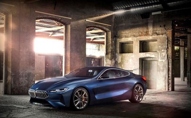 BMW en el Salón de Fráncfort