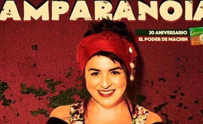 Amparanoia vuelve a Granada con 'El poder de Machin' ¡Consigue tus entradas al mejor precio!