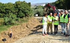 La Junta acomete obras de limpieza en 16 cauces de la costa de Granada contra posibles inundaciones