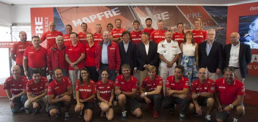El 'Mapfre' busca hacer historia en la Volvo Ocean Race