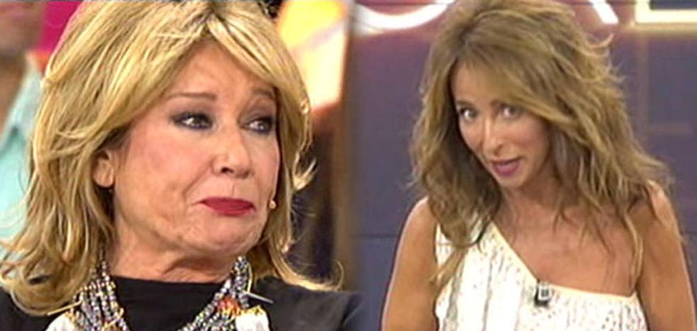 Las tensiones se reavivan entre Mila Ximénez y María Patiño