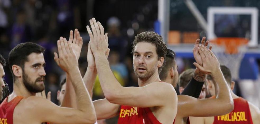 España juega para el récord de Pau