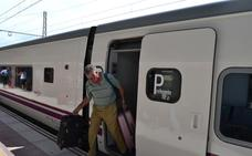Otra avería en un Talgo lleva a los viajeros con tres horas de retraso