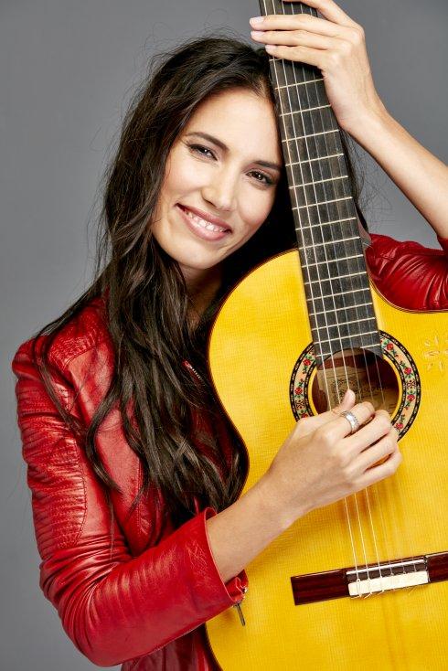«La música es mi medio de comunicación y de liberación»
