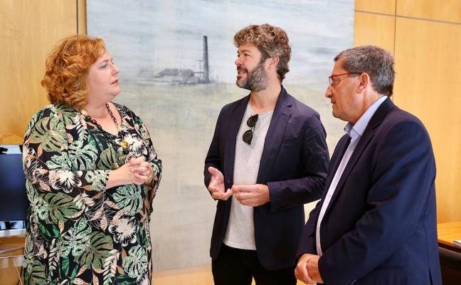El nuevo director del Festival de Música y Danza de Granada, Pablo Heras-Casado, apuesta por darlo a conocer en el mundo