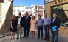 Javier Calvente, reelegido presidente del PP de Baeza con un respaldo del 97,67% de los votos