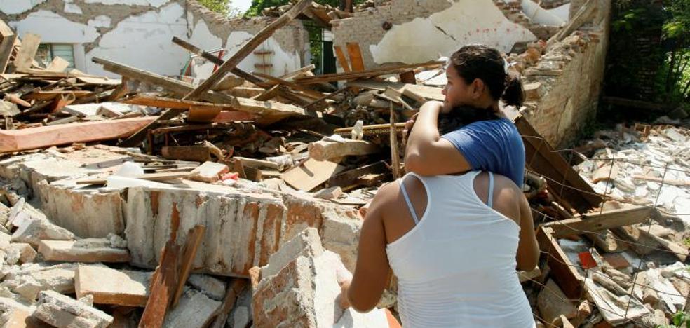 Asciende a 90 el número de muertos por el terremoto de México