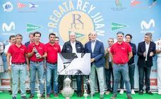 Mapfre, vencedor de la Regata Rey Juan Carlos I