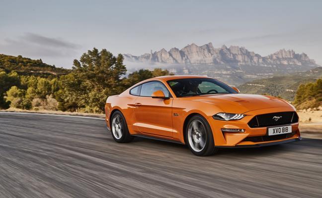 Mustang, EcoSport y Tourneo, principales novedades de Ford en el Salón de Fráncfort