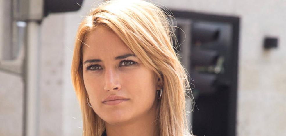 Alba Carrillo zanja todos los rumores a su vuelta de EE.UU