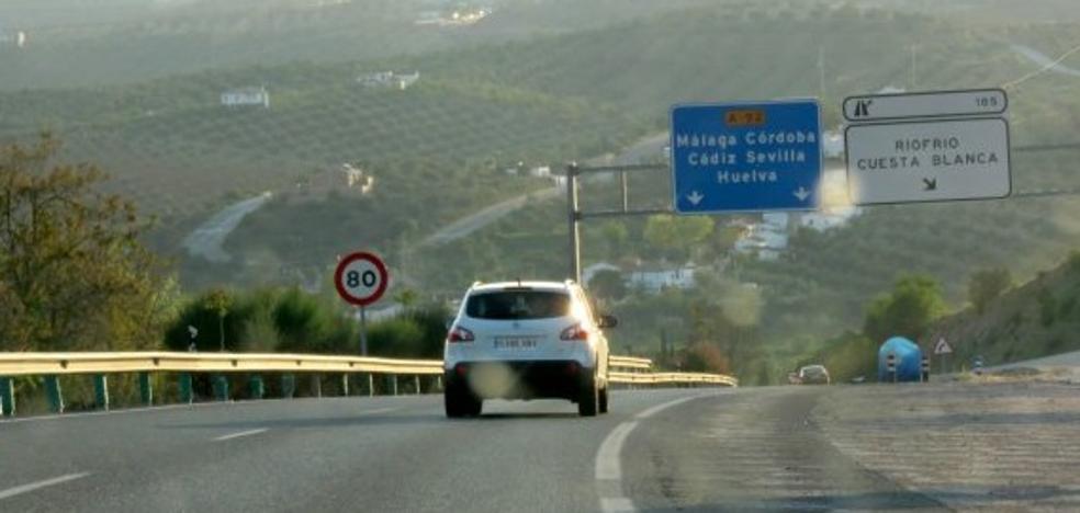 Comienzan a funcionar las 4 cámaras de uso del cinturón en Granada: ¿dónde están?