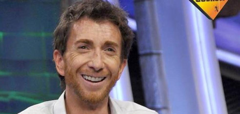 Pablo Motos sufre un ataque de risa en directo