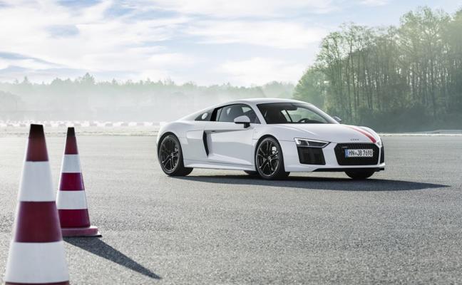 Audi R8 V10 RWS, para 999 puristas