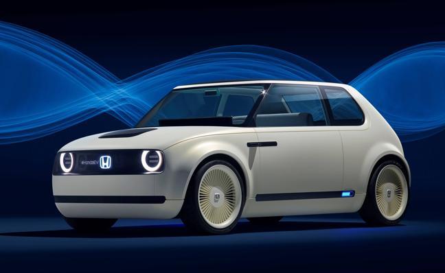Honda Urban EV Concept, el futuro modelo eléctrico