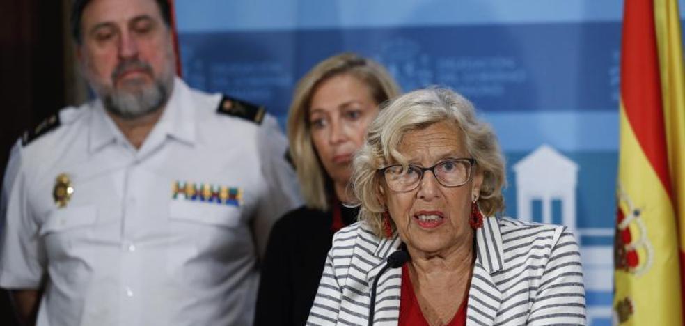 Un juzgado suspende el acto pro referéndum autorizado por Carmena