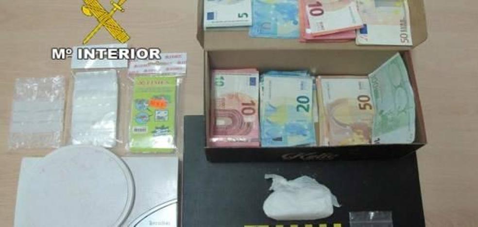 Detenido un vecino de Villanueva del Arzobispo acusado de vender droga al menudeo