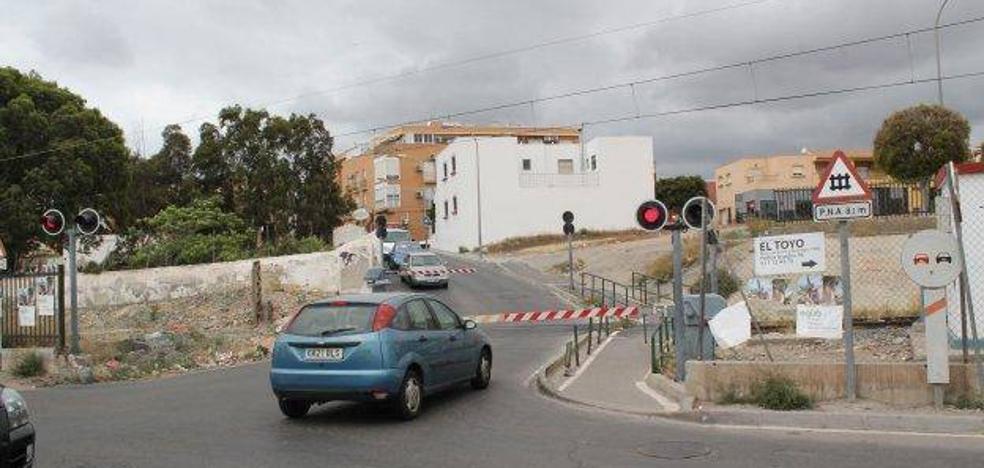 El Ayuntamiento aprueba destinar un importe máximo de 4,7 millones para financiar el soterramiento de El Puche