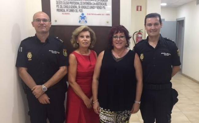 Los enfermeros colaborarán con la Policía en violencia de género y abandono de mayores