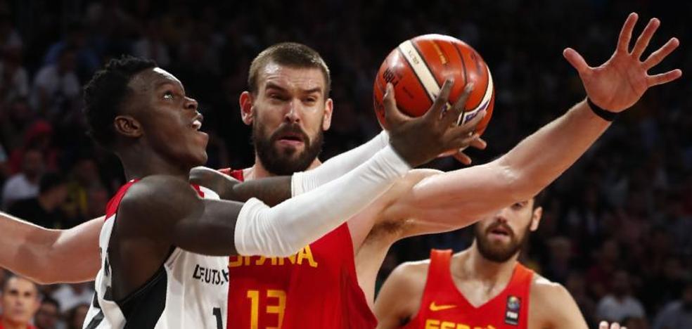 Marc Gasol eleva a España camino del oro