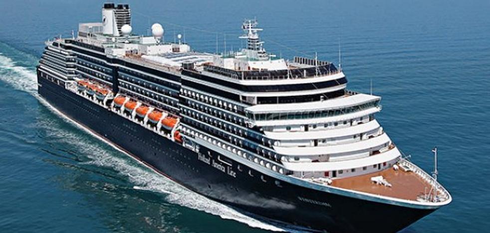 Hacen escala en Almería el 'Westerdam' y el 'Star Pride', dos cruceros de auténtico lujo