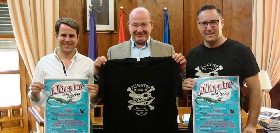 El grupo valenciano Racers abre el cartel del Festival Alligator Rockin'2017
