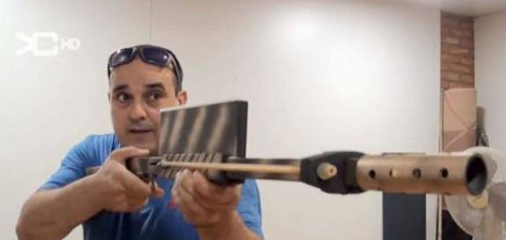 Absuelto el vecino de Marmolejo juzgado por hacer armas en Internet, pero condenado por tenencia