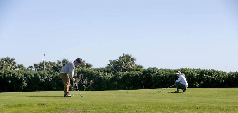 Motril pelea por su campo de golf, que está en peligro