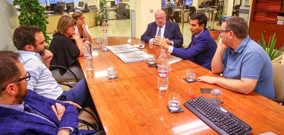 Cinco preguntas para el alcalde de Granada