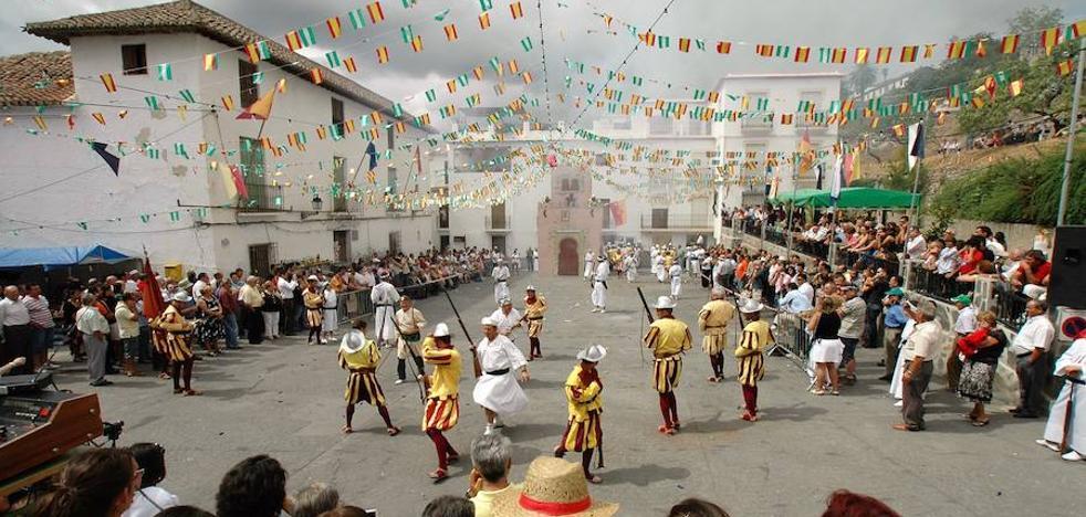 Válor celebra en estos días sus fiestas patronales en honor al Santísimo Cristo de la Yedra