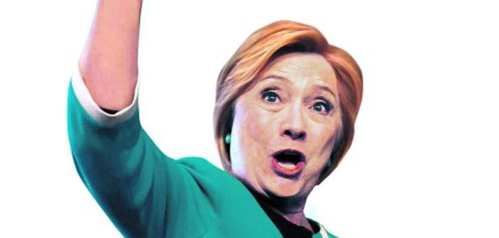 El libro de autoayuda de Hillary