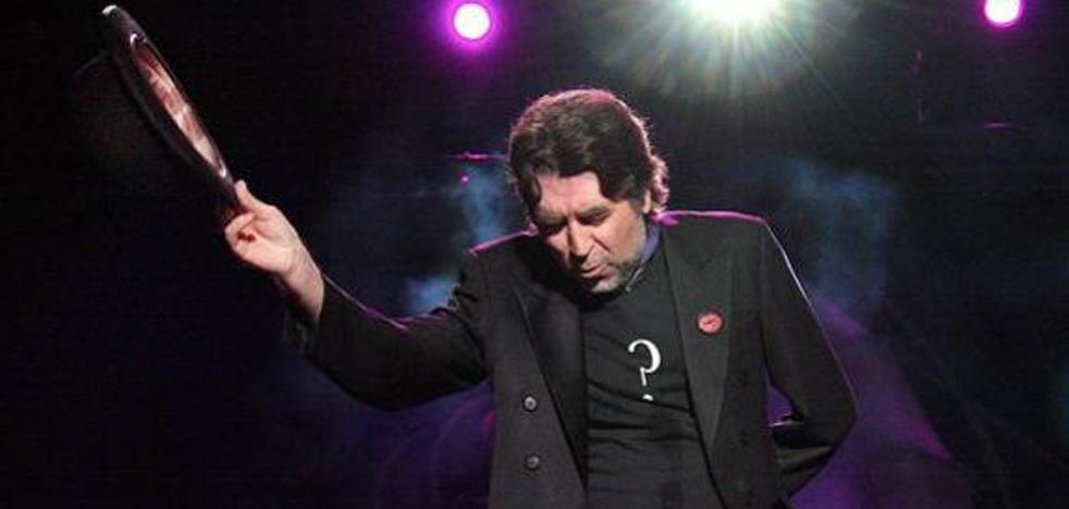 Sabina cancela el concierto de Granada