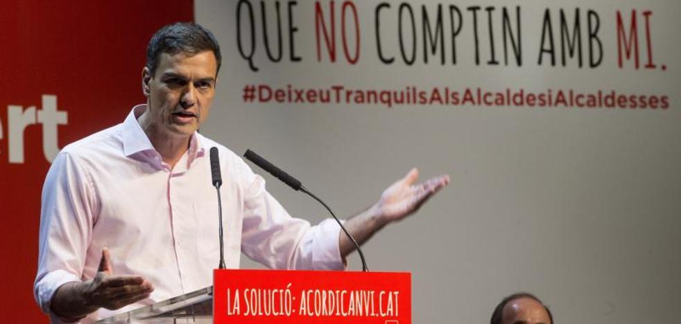 El PSOE rechaza hacer comparecer a Rajoy en el Congreso antes del 1 de octubre
