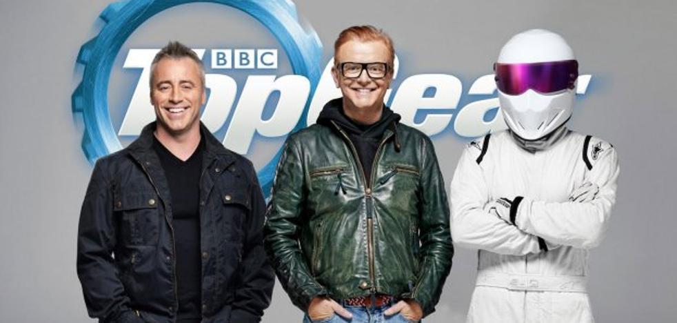 Cambio de pilotos en 'Top Gear'