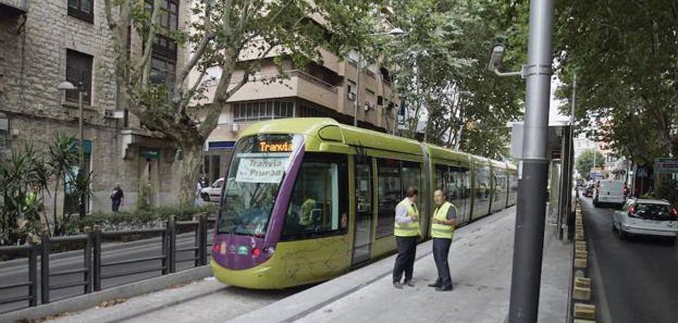 """La Junta espera que la adjudicación del chequeo del tranvía suponga """"un antes y un después"""""""