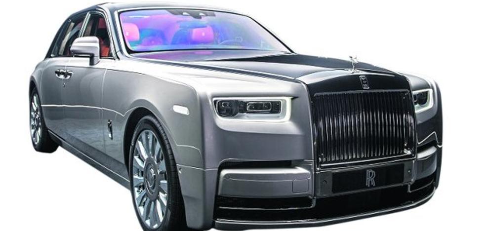 ¿Por qué es el Phamtom VIII uno de los coches más caros del mundo?