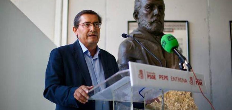 """Entrena pide a Pérez """"respeto"""" al proceso congresual socialista y no """"denigrar"""" la actividad política"""
