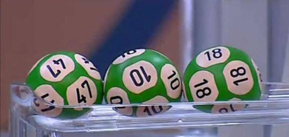 La Lotería Nacional reparte premios de 300.000 euros en Almería y Cádiz