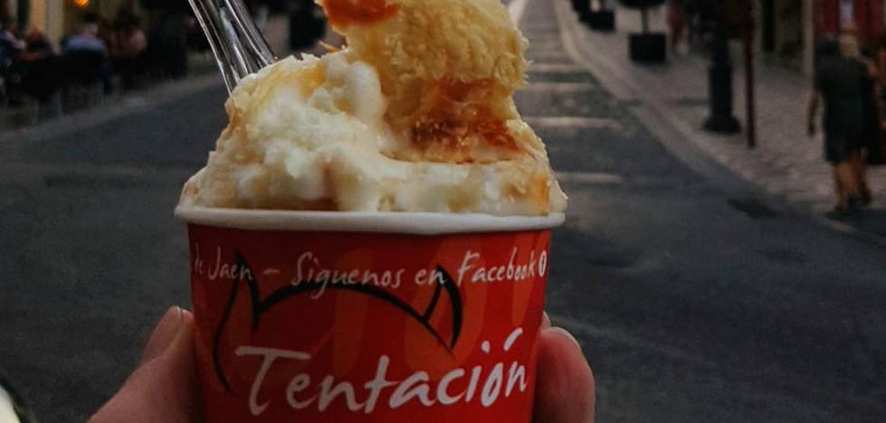 Tentación, una heladería que ha apostado por el helado tradicional desde sus inicios