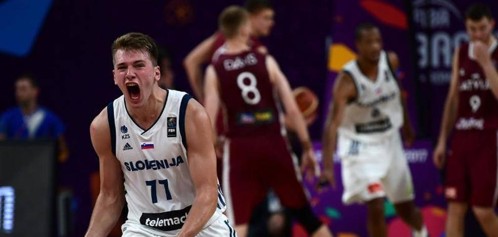 El 'chaval' de 18 años que ha impresionado a España en baloncesto