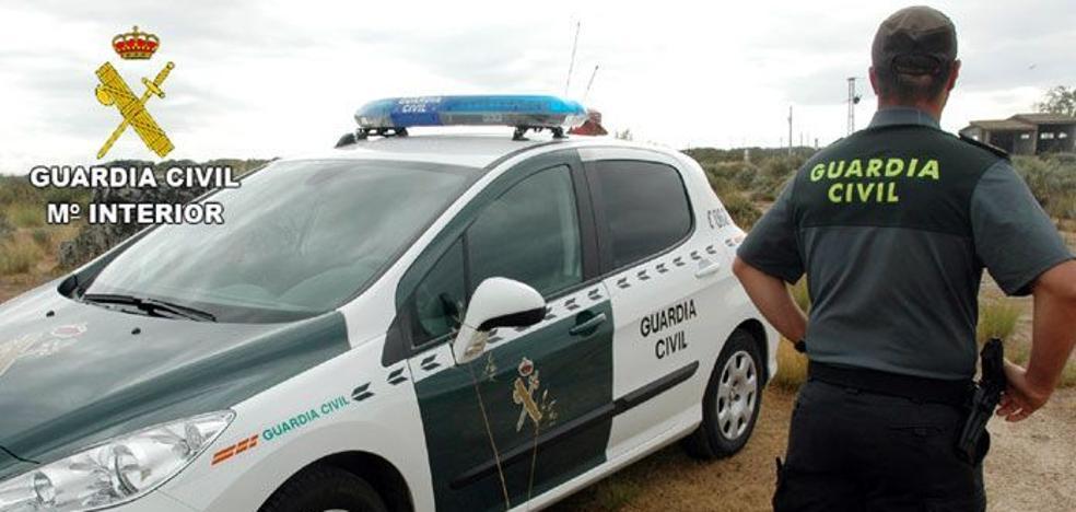 Muere un hombre de 52 años en un accidente de tráfico por salida de vía