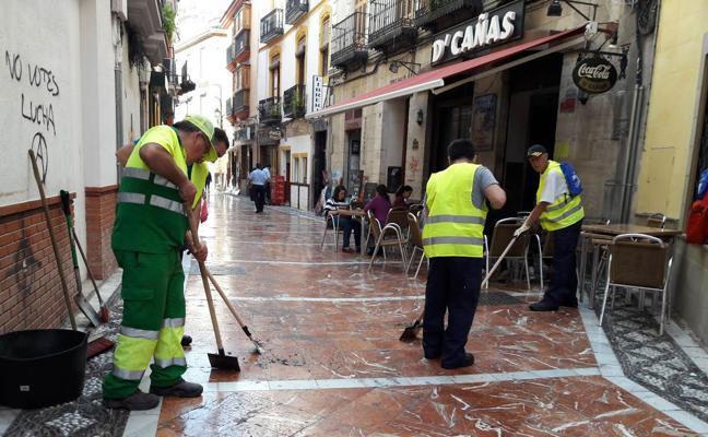 Los jienenses podrán comunicar con su móvil problemas de limpieza