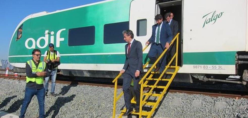 El Corredor Mediterráneo entre Murcia y Almería se licitará en 2018